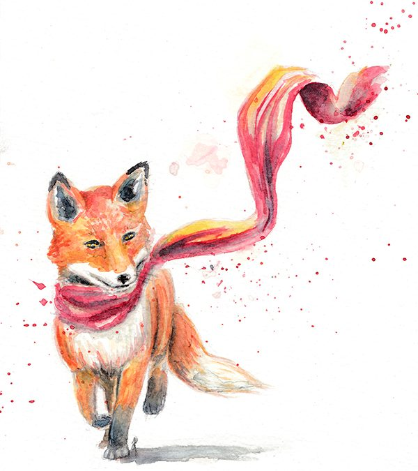 Fox Spirit Invocation
